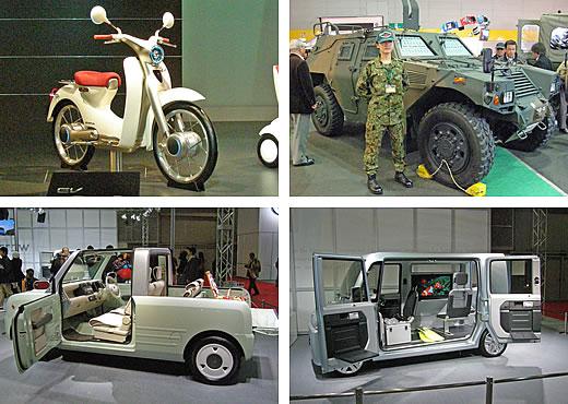 第6回大阪モーターショー2009-2