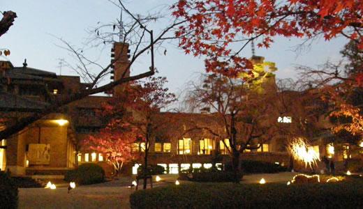 甲子園会館ライトアップ2009-2