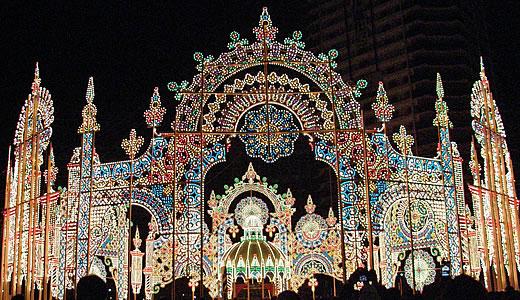 第15回神戸ルミナリエ2009-2