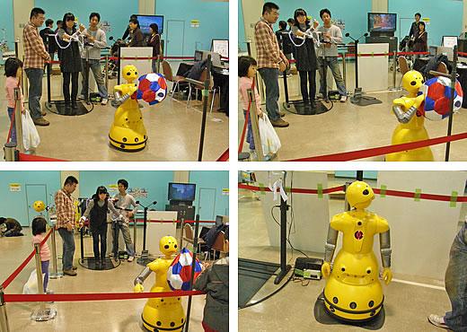 こうべロボット夢工房2009