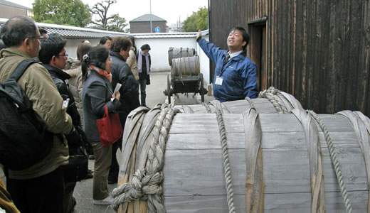 白鹿特別酒蔵見学会2010(3)-2
