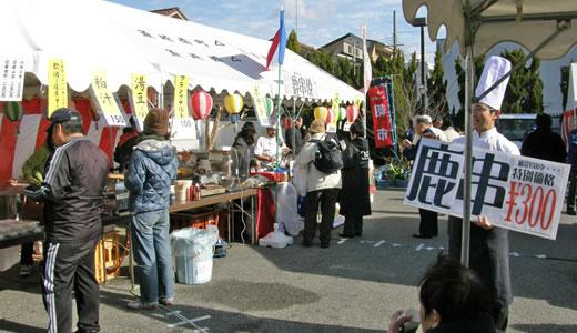 浜福鶴吟醸工房初しぼり会2010-2