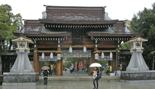 湊川神社 初午祭2010-1
