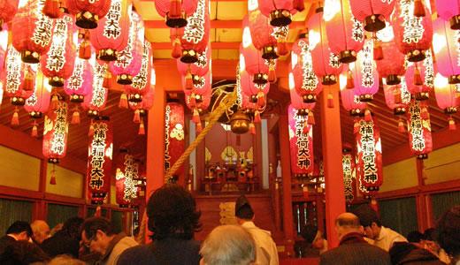 湊川神社 初午祭2010-2