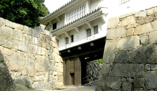 姫路城 大天守平成の大修理中-3