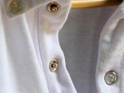Engineered Garments BD polo/エンジニアードガーメンツのボタンダウンなポロシャツ。