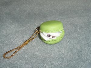 ミニマカロン(緑)