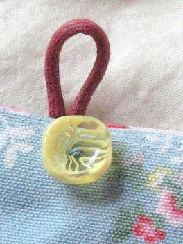 ⑤レモン色のマーブル