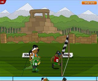 Animal RaceWayrace_R