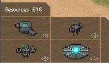 Desert Moonweapon