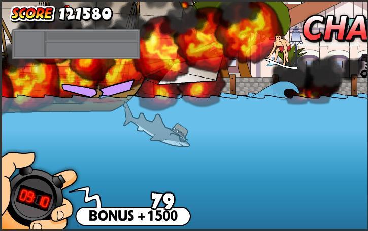 Sydney Shark bonus