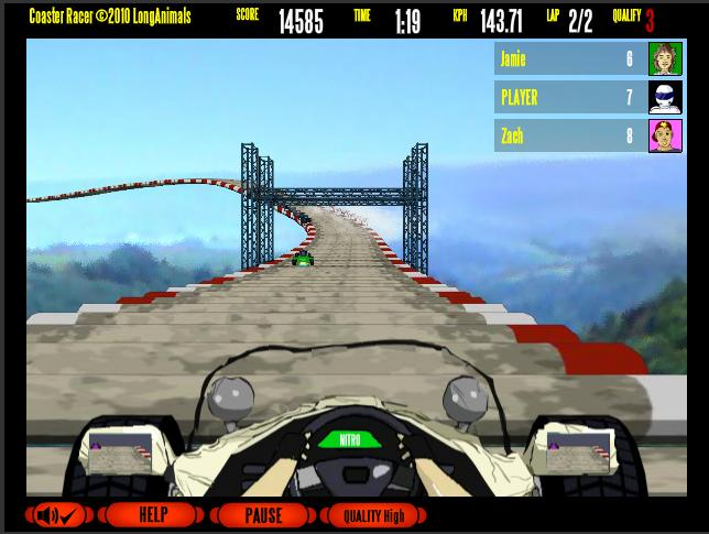 Coster Racer