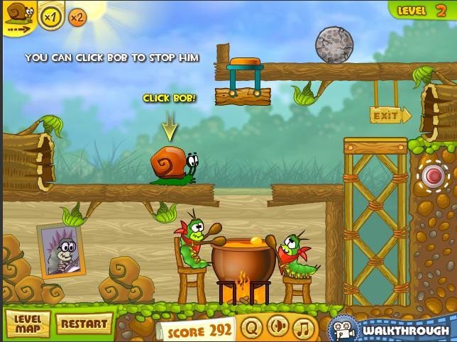 Snail Bob 2 play3