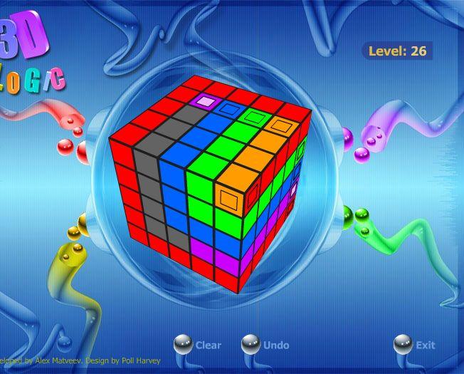 3D Logic play