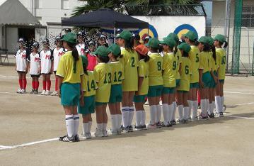 10725区子連夏季球技大会