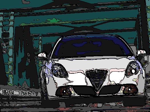 Alfa-Romeo Giuliett