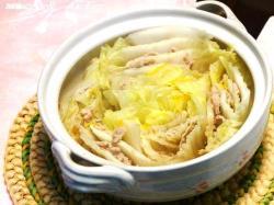 柑橘類白菜鍋2
