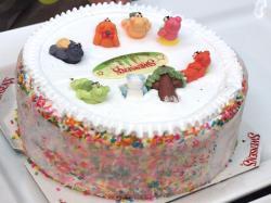 パーティー料理誕生会9