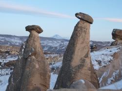 トルコキノコ岩