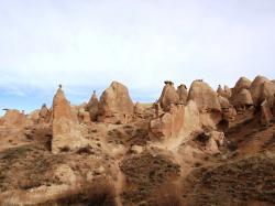 トルコラクダ岩