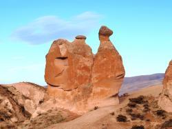 トルクラクダ岩