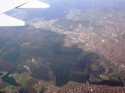 トルコ飛行機
