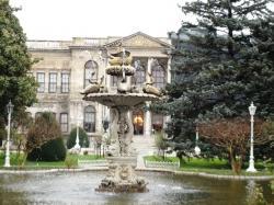 トルコドルマバフチェ宮殿