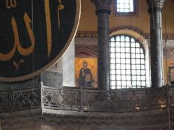 トルコアヤソフィア