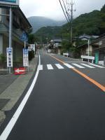 大山への道4