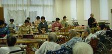 《訪問演奏》洛北病院(京都市)