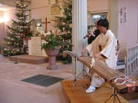 クリスマス教会演奏(ドイツ)1