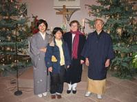 クリスマス教会演奏(ドイツ)8
