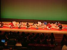 京都市呉竹文化センターにて