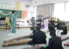 福井県三方中学校