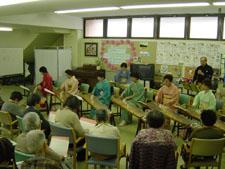 《訪問演奏》北陵デイサービスセンター(京都市左京区)