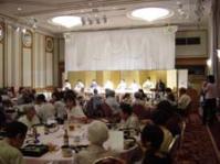 広野デイ夏の納涼会食会1