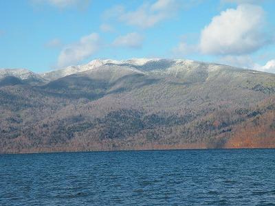 12月1日の藻琴山