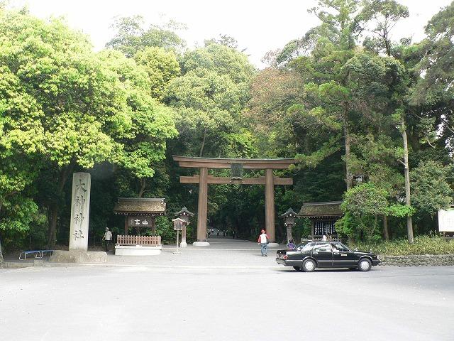 山之辺の道13大神神社