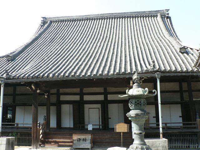称念寺本堂