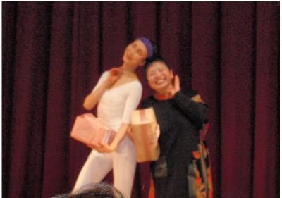 松井さんと湊さん