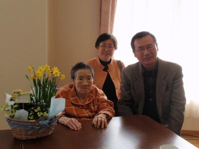 おばあちゃんは90歳