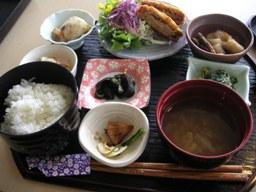 一月に食べたお昼ごはん