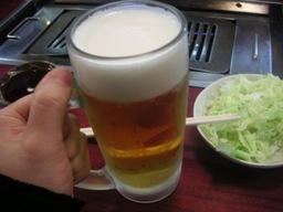 一月に飲んだビール