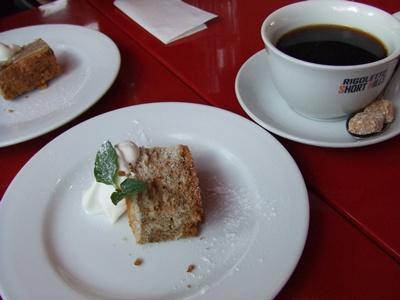RIGOLETTO SHORT HILLS(リグレット ショートヒルズ) デザート&コーヒー
