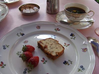 ラブレー(RABELAIS) デザートとコーヒー