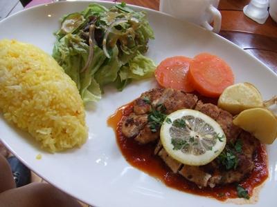 hiki cafe (ヒキカフェ) ランチ