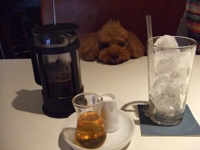 優君とコナコーヒー