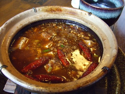 中国家庭料理 田燕居(デンエンキョ) ランチセット