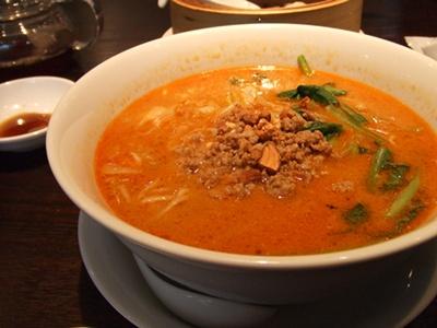 恵比寿 陽炎  坦々麺