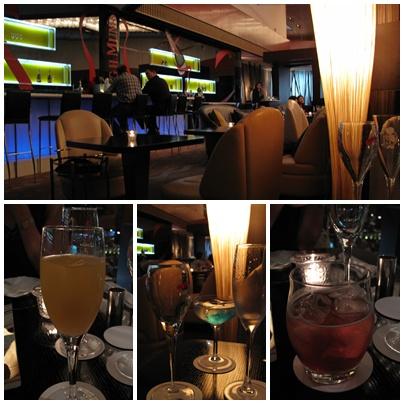 ANAインターコンチネンタルホテル東京  シャンパン・バー